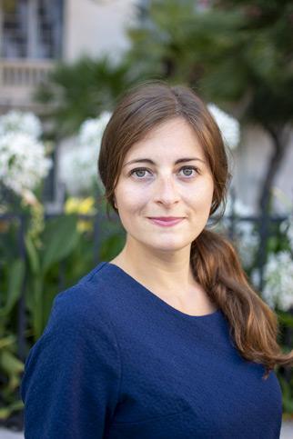 Cécilia Diaz - Consultante Pinterest Freelance