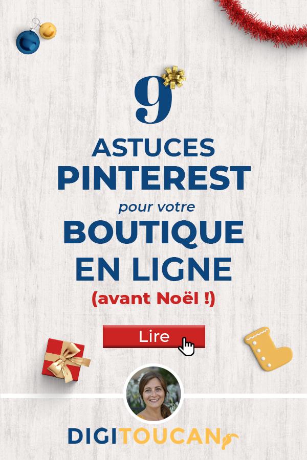 E-commerçants : préparez Noël sur Pinterest