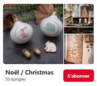 Tableau Noël sur Pinterest 2019