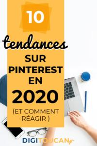 Comment être au TOP sur Pinterest en 2020 ?