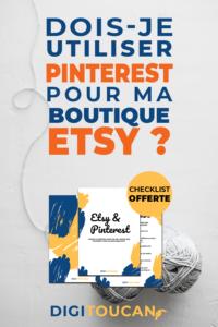 Pinterest pour votre boutique Etsy : est-ce la bonne solution ?