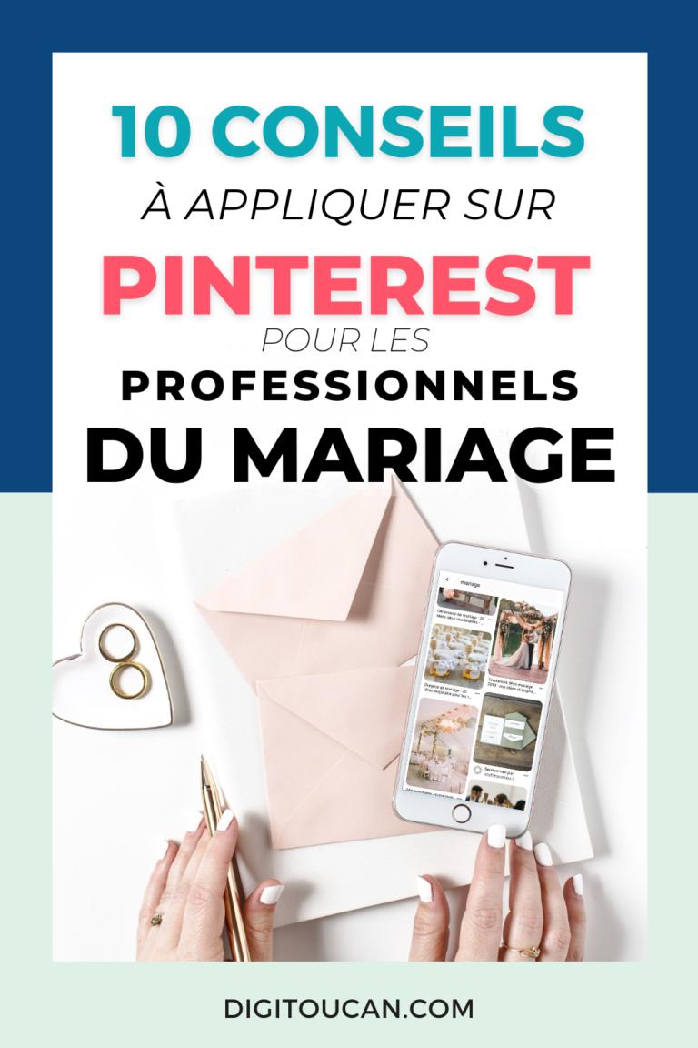 Pinterest Pour Les Wedding Planner