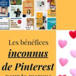Interets Presence Pinterest
