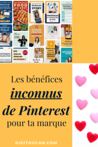 En quoi, Pinterest est bénéfique pour votre marque ?