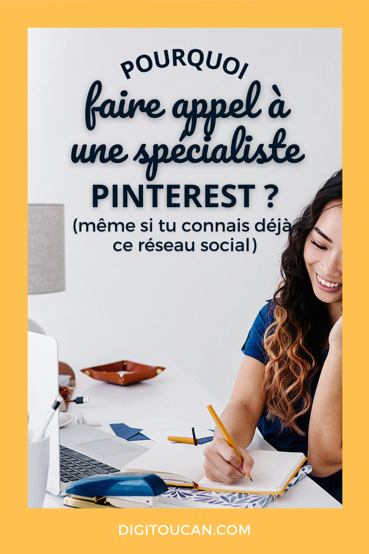 Choisir Un Consultant Pinterest