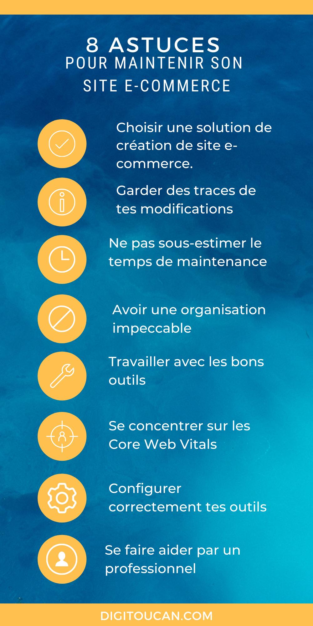 8 Astuces Pour Maintenir Son Site E Commerce