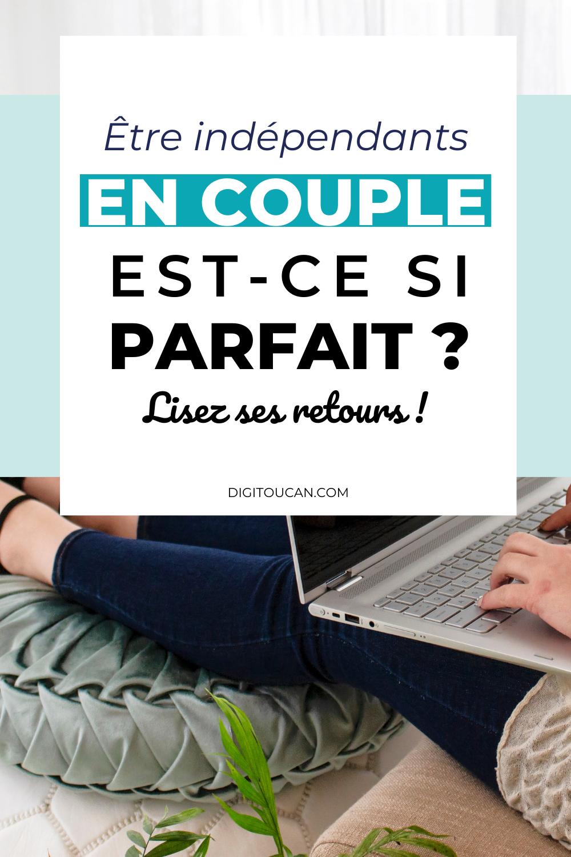 Entreprendre En Couple Retours Experiences