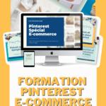 Visuel Pinterest Formation E Commerce