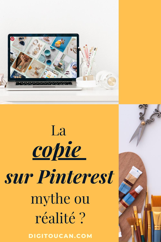 Read more about the article Pinterest et la copie de vos créations : comment réagir